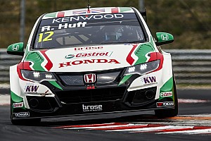 WTCC Testing report Morocco WTCC: Huff leads the way in testing on new layout
