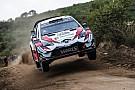 WRC Arjantin: Mikkelsen lastik patlattı, Tanak liderliğe yükseldi