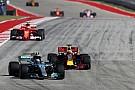 Ricciardo nem akart egész délután a 4. helyen körözgetni Austinban