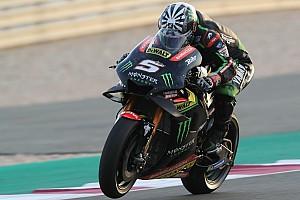 MotoGP Testbericht MotoGP-Test in Katar: Yamaha-Doppelspitze Zarco vor Rossi