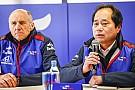 """Honda: """"A Toro Rosso nyitott az új ötletekre, és figyelnek ránk"""""""