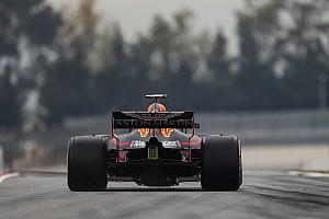Fórmula 1 Crónica de test El frío y la lluvia protagonizan la primera tarde de test de 2018