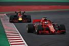 Vettel hints Ferrari rivals' long-run pace deceptive