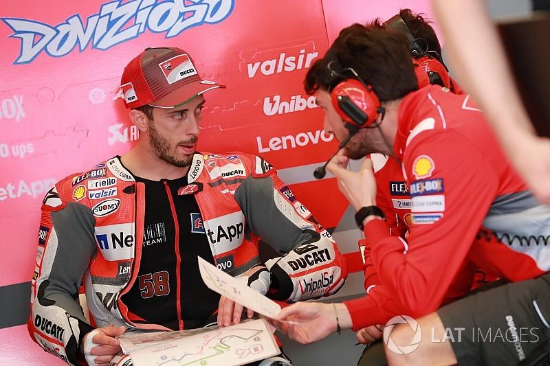 Dovizioso, Ducati'nin ilk teklifini reddetti