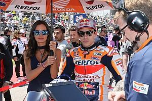 Welke teamgenoot wenst Marquez naast zich?