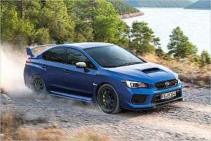 Subaru підготувала нову WRX STI S209 для США
