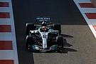 FP2 GP Abu Dhabi: Hamilton cetak rekor waktu Yas Marina