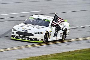 NASCAR Cup Rennbericht NASCAR in Talladega: Brad Keselowski siegt bei Playoff-
