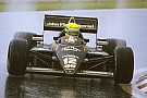 Formula 1 Motorstore Gallery feature star: Ayrton Senna's first F1 victory