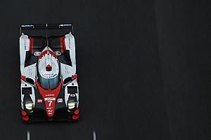 Toyota faz primeiro teste com sucesso de novo TS050