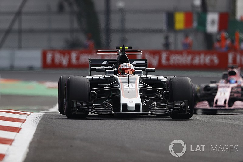 Magnussen considera que Haas sigue el camino de Force India