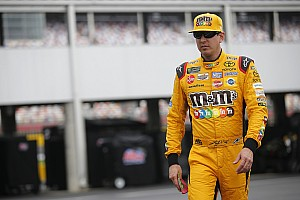 NASCAR Cup Breaking news Kyle Busch is no fan of expanded use of restrictor-plates in NASCAR