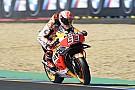 MotoGP Prancis: Marquez puncaki warm-up, Zarco terjatuh