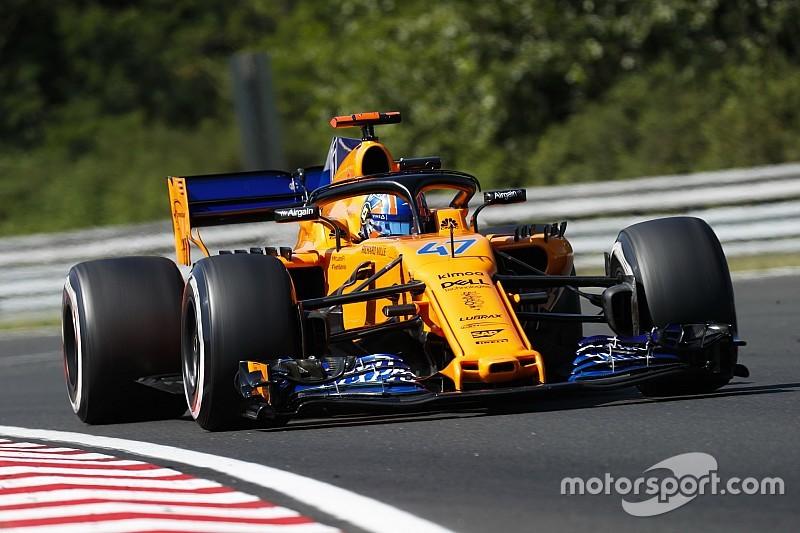 Norris dice que estar un año fuera de McLaren es una posibilidad