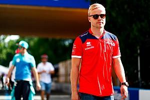 Розенквист заменит Верляйна на первом этапе сезона Формулы Е