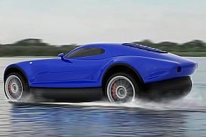 Auto Actualités Des Russes inventent la voiture aéroglisseur