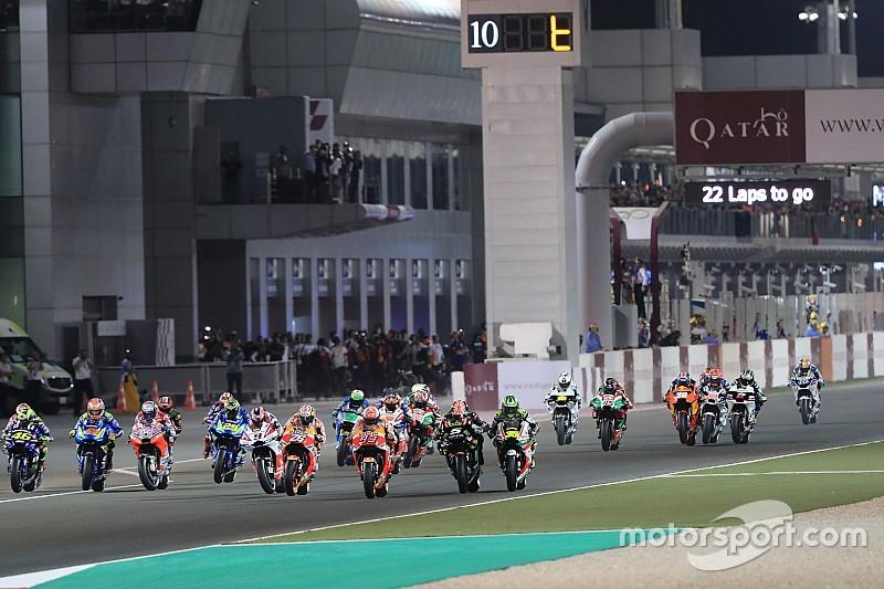 MotoGP overweegt starttijd Qatarese GP te vervroegen