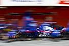 Eleinte el fog maradni a csoda a Toro Rosso-Hondával
