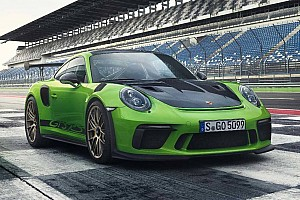 Automotive Breaking news 2018 Porsche 911 GT3 RS arrives with upgraded naturally aspirated engine