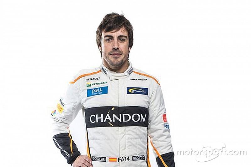 Alonso: Yeni araç heyecan verici