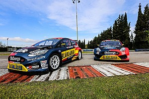 Rallycross-WM News Kooperation mit Ford: Olsbergs mit neuen Fiestas in der WRX 2018