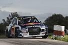 Bestzeit für Mattias Ekström beim WRX-Test in Silverstone