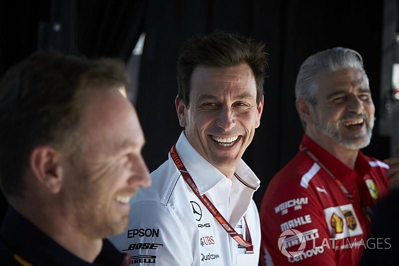 Wolff: Mercedes henüz 1000 beygire ulaşamadı