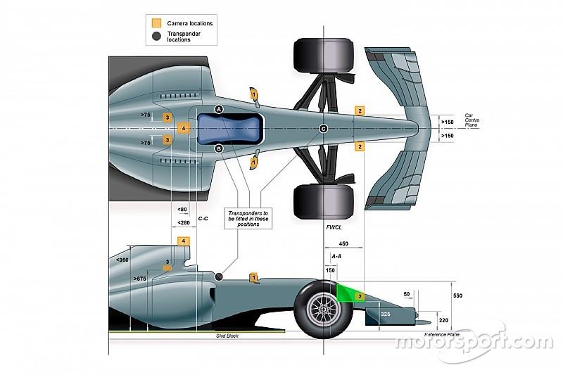 Halo ganggu pandangan kamera onboard, F1: Belum ada solusi