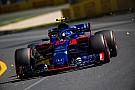 Formula 1 Toro Rosso pilotları sıralama turlarının ardından üzgün