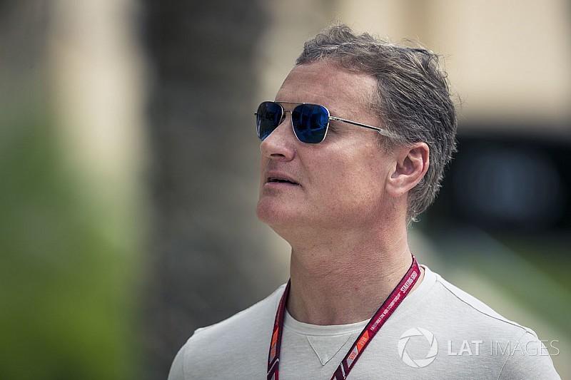 Coulthard, Berlin için Formula E yorum ekibine katıldı