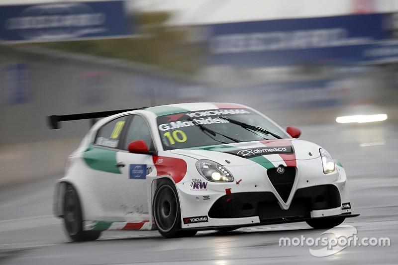 Debutto a denti stretti per Morbidelli e Giovanardi con le Alfa Romeo
