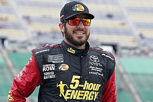 NASCAR Cup Breaking news Truex says Fords have