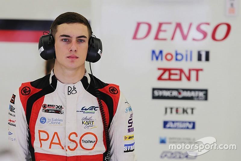 DC Racing: Laurent langgar kesepakatan