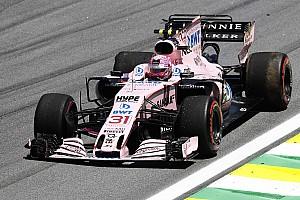 Force India: 2018 aracımız daha güzel görünüyor