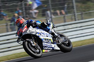 MotoGP Ultime notizie Tito Rabat resta in ospedale per valutare le sue lesioni muscolari