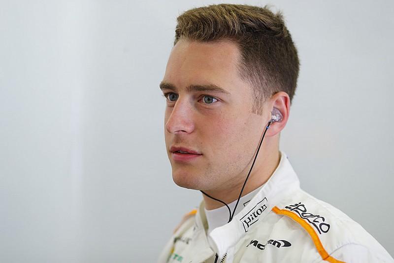 Vandoorne, McLaren'da kalacağından emin