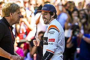Stop/Go Livefeed Alonso ott van a bahreini 6 órás versenyen