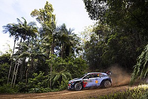WRC Breaking news Paddon and Sordo to split opening 2018 WRC rounds