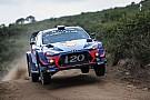 WRC Argentina WRC: Neuville abre con el pie derecho