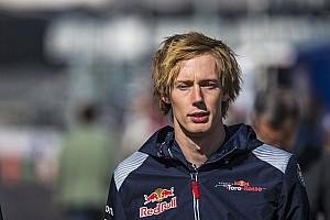 F1 Noticias de última hora Hartley, Gasly terminarán la temporada para Toro Rosso
