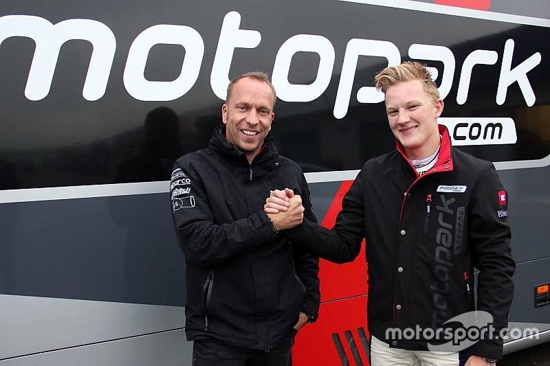 Fabio Scherer steigt 2018 in die FIA Formel-3-EM auf