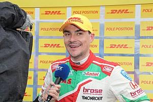 WTCC 速報ニュース Q3で速さをみせポールポジション獲得のミケリス「とても嬉しい」