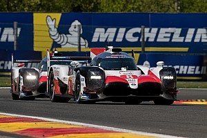 WEC Breaking news Toyota froze Spa WEC battle in Alonso's favour