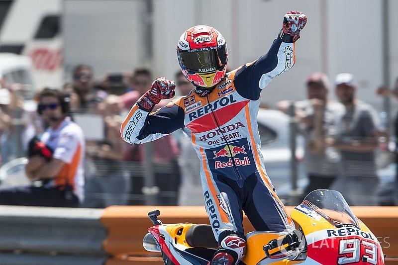 Galería: las mejores fotos del GP de España 2018 de MotoGP