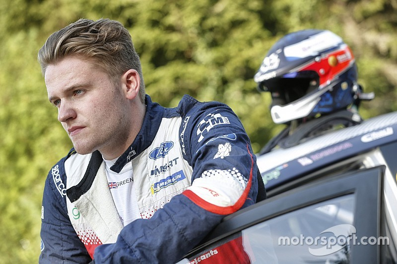 Dúo del M-Sport WRC2 fue hospitalizado