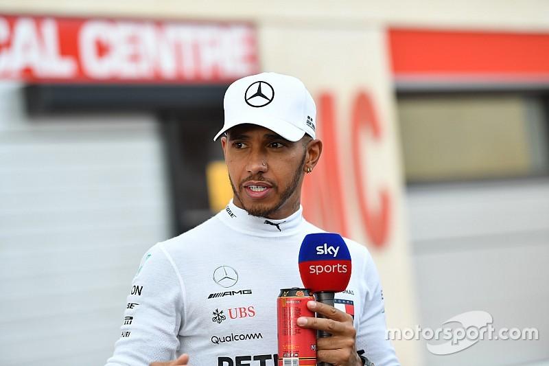 Hamilton critica la reducida cobertura gratuita en TV de la F1