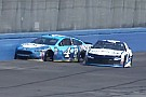 NASCAR Sprint Cup Finaliza racha de triunfos de Harvick tras chocar en la Etapa 1