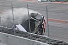 General Галерея: аварія Porsche Carrera на Кубку Італії