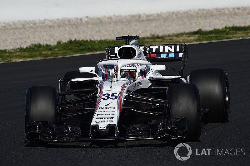 lowe explains limitations with 2018 williams f1 car. Black Bedroom Furniture Sets. Home Design Ideas