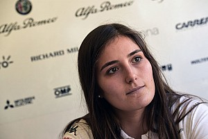 Calderon még idén be akar ülni egy F1-es Sauberbe